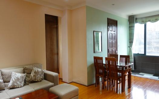 Classical two-bedroom serviced apartment Cau Giay, Nguyen Phong Sac