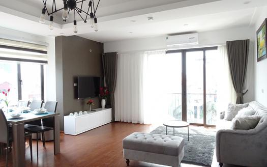 Stunning two-bedroom apartment Tay Ho, Xuan Dieu