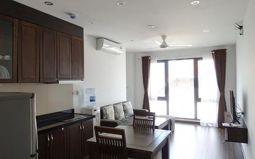 Brand-new one bedroom apartment in Cau Giay for rent
