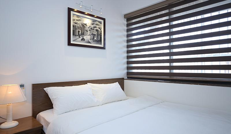 Cozy studio apartment Ba Dinh, high level and modern.