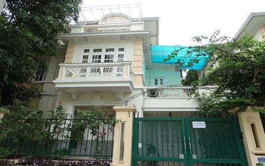 Four-bedroom villa Ciputra D1 block