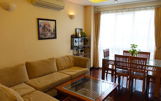 Glorious two-bedroom serviced apartment Dong Da, Kham Thien