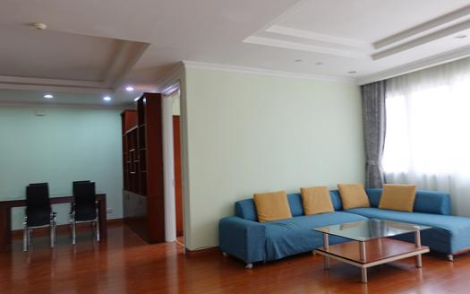 Renovated three-bedroom apartment Ciputra E building,Tay Ho