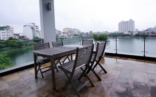Three-bedroom apartment Tay Ho, Quang An near Westlake