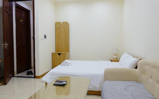 full-serviced one-bed studio Cau Giay for rent
