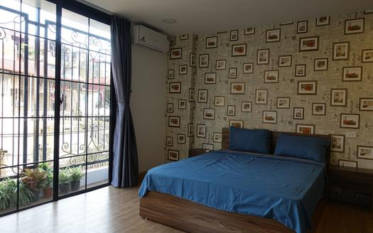 lovely one bedroom apartment for rent in Ngoc Khanh, Ba Dinh