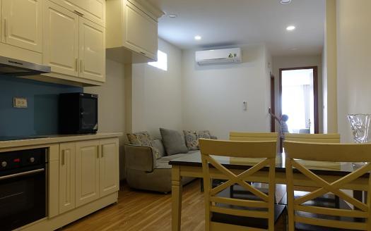 One bedroom serviced apartment Hai Ba Trung, near Vincom.