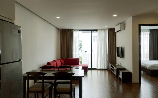 Two bedroom apartment for rent in Tay Ho
