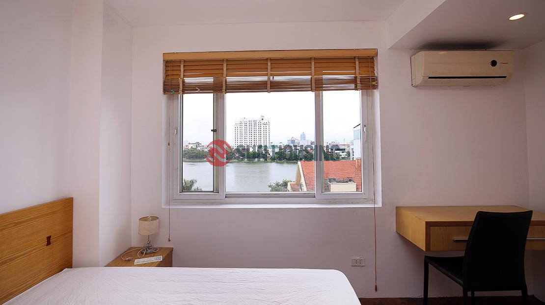 Lakeview One Bedroom Serviced Apartment Tay Ho Hanoi