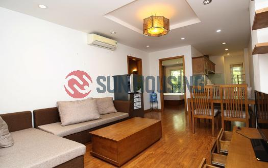 furnished and serviced apartment Truc Bach Hanoi
