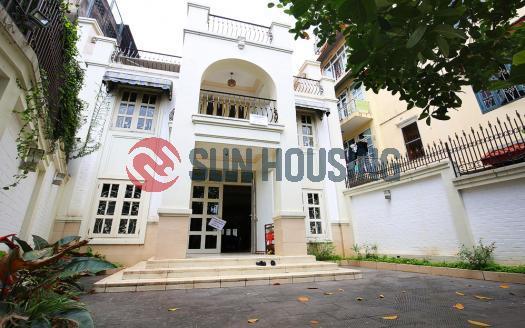 Garden Villa Westlake Hanoi | Classical style 4 bedrooms