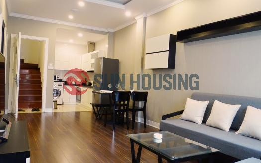 Modern Hai Ba Trung Hanoi apartment one bedroom