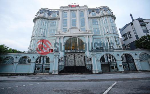 Office building & commercial property for lease in Tay Ho, Hanoi