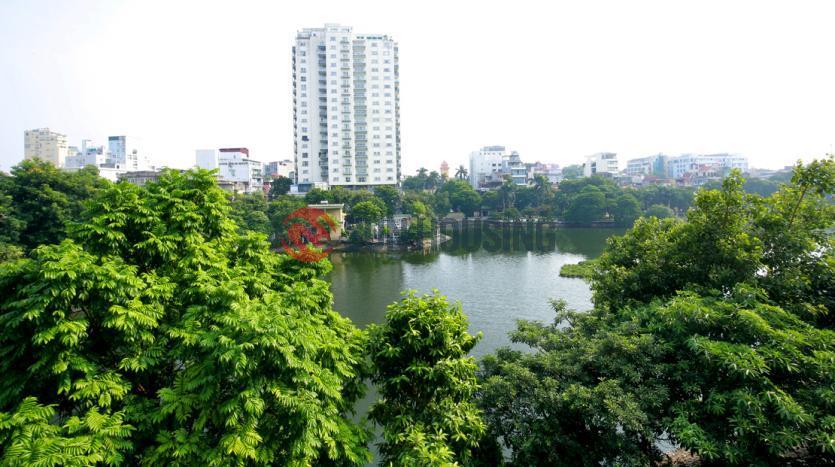 3-bedroom apartments Hanoi Truc bach Lake view