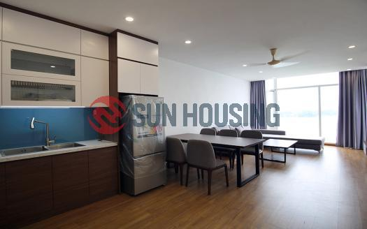 Serviced apartments Hanoi Truc Bach, affordable price with lake view