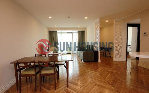 Two-bedroom apartment in Hoang Thanh Tower | Bright and airy balcony
