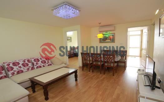 2-bedroom apartment Tay Ho full furnished, open view