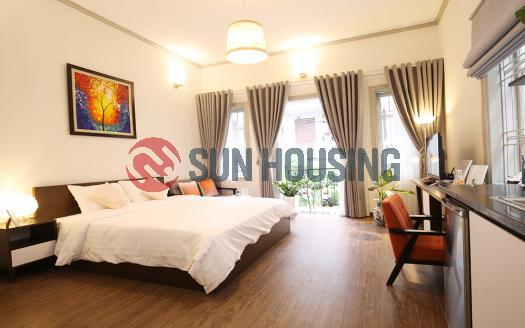 Lovely serviced studio Dong Da Hanoi | Near Temple of Literature
