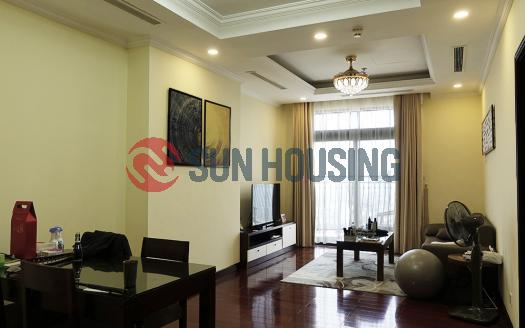 02-bed apartment Royal City Hanoi with city-viewing balcony