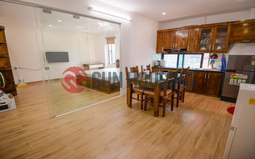 Furnished one-bed serviced apartment Cau Giay, Tran Dang Ninh