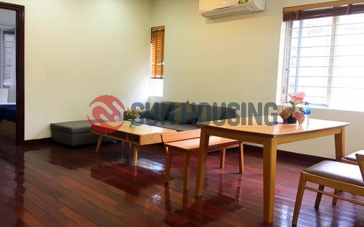 Apartment for rent in Tay Ho Hanoi, one bedroom and modern