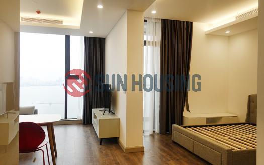 Studio apartment Sun Grand City | Spacious with lake view