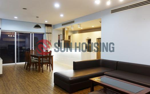 03-bed apartment Golden Westlake | Balcony and city view