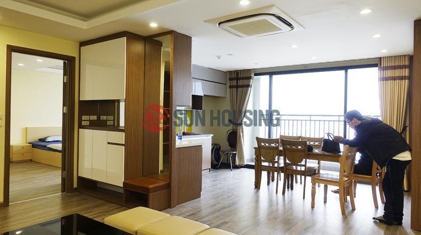 03-bedroom apartment Hong Kong Tower | City-viewing balcony