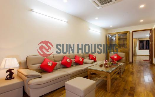 02-bed serviced apartment Tay Ho, Thuy Khue | Nearby Sun Grand City