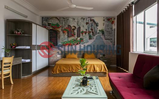 Studio serviced apartment Truc Bach | Masterpiece property