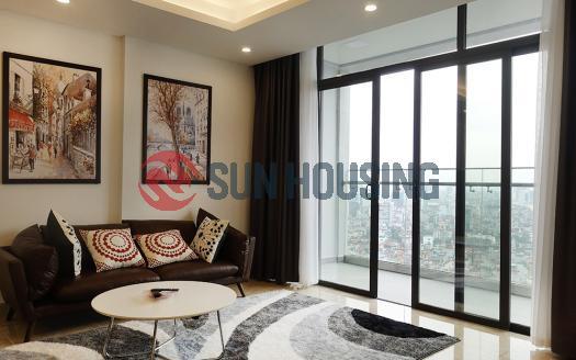 2 bedroom apartment for rent in Sun Grand City Hanoi | Modern & Elegant