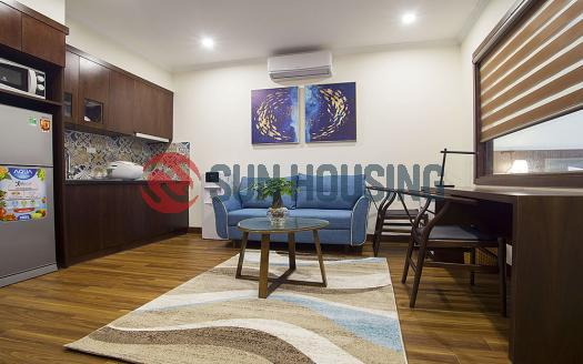 Cozy 1 bedroom apartment for rent in Cau Giay
