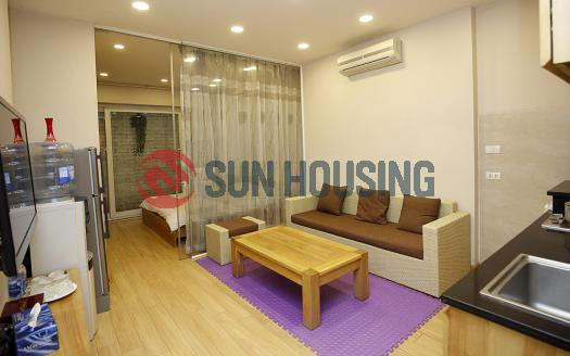 Cozy Tay Ho 1 bedroom apartment for rent, cheap price