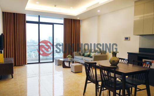 Sun Grand City 2 bedroom apartment for rent, S2A Tower