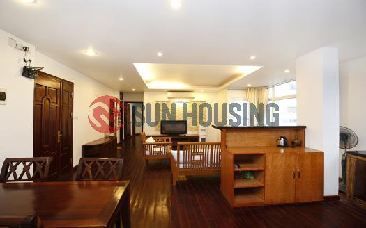 02-bed serviced apartment Truc Bach 6F, 90 sqm, $1,000