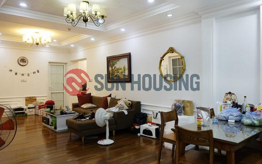 03-bed apartment in Eurowindow Tran Duy Hung for rent