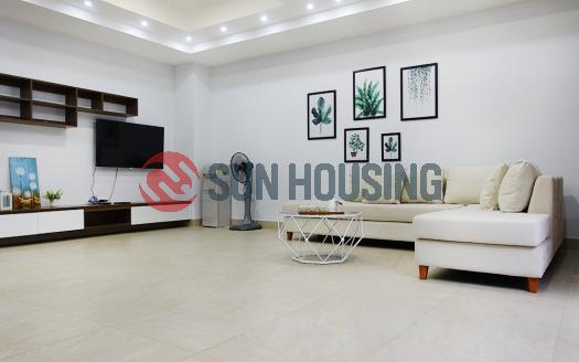 Apartment for rent in Hoan Kiem Hanoi, two bedrooms