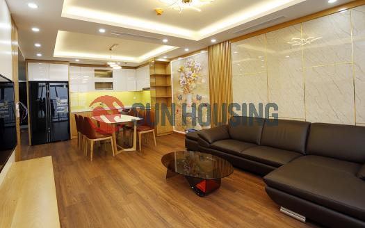 D'. Le Roi Soleil 3 bedroom apartment for rent, high floor