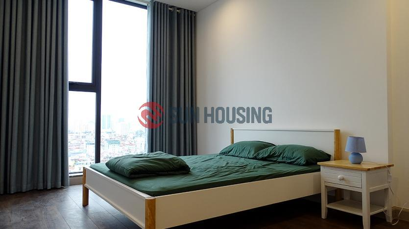 `02-bed apartment Sun Grand City | High-floor with logia