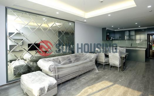 Apartment in D'. Le Roi Soleil brand new 03 bedrooms, 110m2