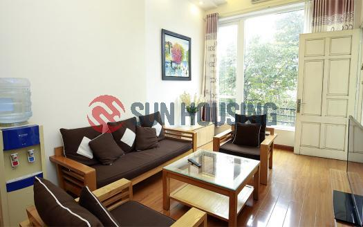 Lake viewing apartment two bedrooms Truc Bach, Ba Dinh, Hanoi