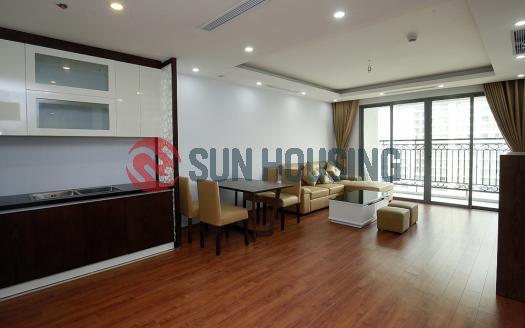 Apartment for rent in D'.le Roi Soleil Hanoi, 2 bedrooms