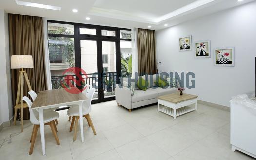 Serviced apartment Westlake Hanoi with ornamental plants