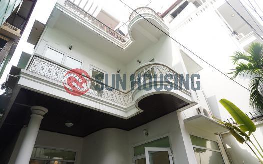 House for rent in Hoan Kiem Hanoi, 4 bedrooms $1600