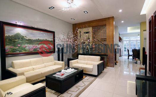 5 bedroom Villa for rent Ciputra, closed to UNIS school
