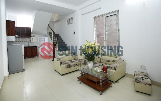 Hot deal for the beautiful two-bedroom house near the lake, Tay Ho Hanoi