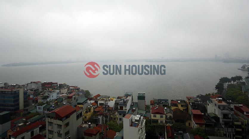 Apartment Sun Grand City 03 bedrooms on high floor