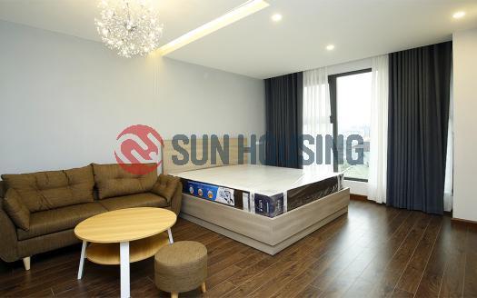 Serviced studio apartment for rent in D'. le Roi Soleil Hanoi-1 bed