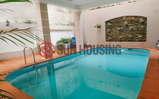 Swimming pool 4 bedroom house Westlake for rent   Partly-furnished