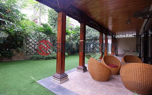 Huge garden 5 bedroom Villa for rent in Ciputra | 330 sqm land